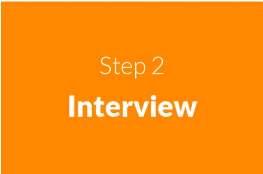 Step 2 Interview