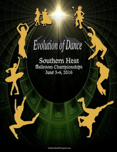 Join us This Friday & Saturday for Southern Heat Ballroom Championships!!