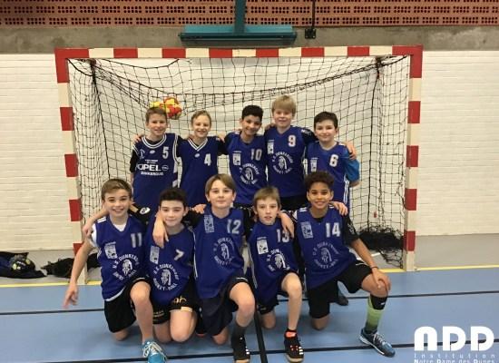 Championnat Handball Benjamin.