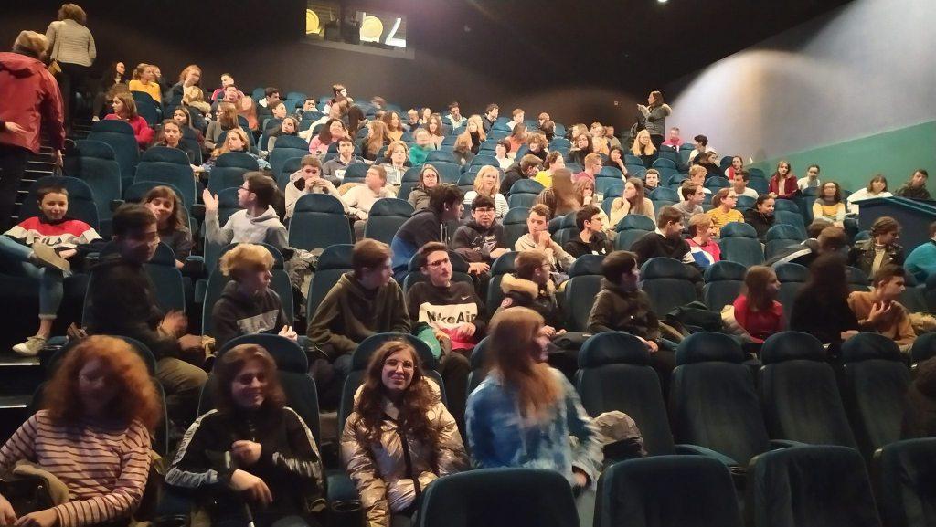 Collège au cinéma : Swagger