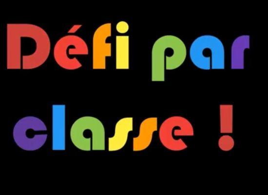 Le défi par classe en EPS