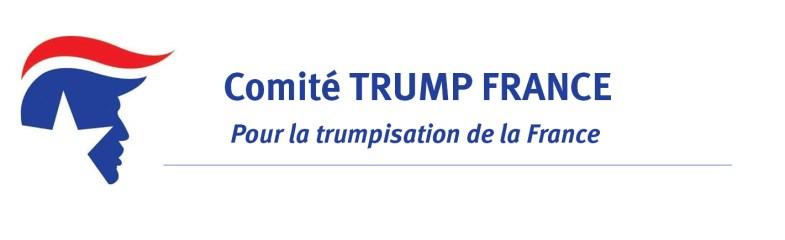 Visuel comite Trump france