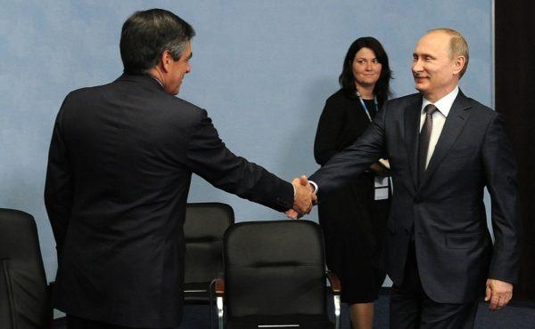 Fillon et Poutine