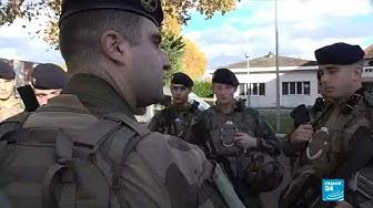 Reportage : Force Sentinelle, la patrouille antiterroriste
