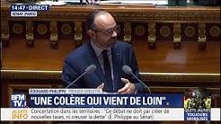 Édouard Philippe : Tout sera fait pour vous calmer