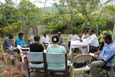 Haitian workshop