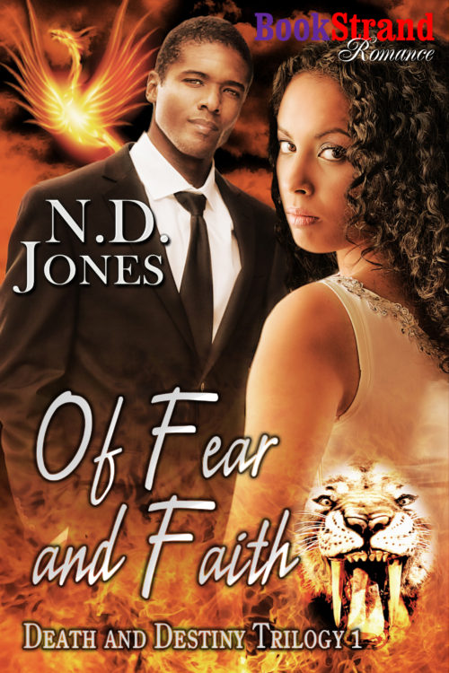 Of Fear and Faith, Paranormal Romance