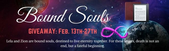 Bound Souls ND Jones Giveaway (1)