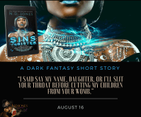 African American Dark Fantasy by ND Jones author