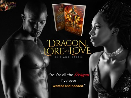 Isis and Osiris Dragon Shapeshifter Romace by ND Jones Author