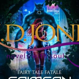 African American Urban Fantasy Romance by ND Jones