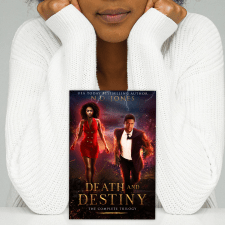 Death and Destiny Paranormal Romance Series by Fantasy author ND Jones