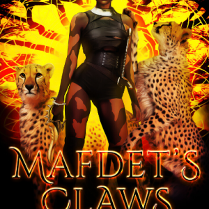 Mafdet's Claws African American Urban Fantasy by ND Jones