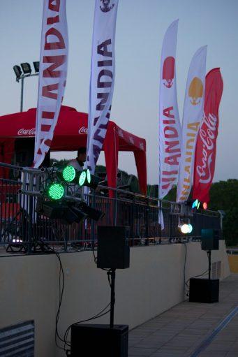 Coca-Cola Strandparty
