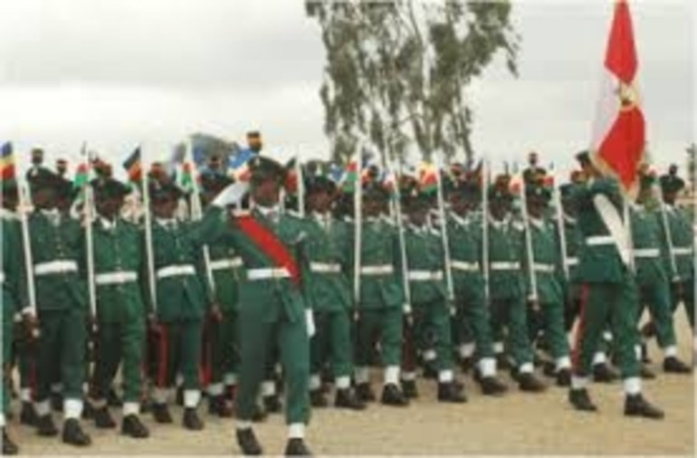 Entrance Examination in Nigerian Military School Zaria Holds