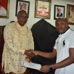 Tidi Describes Departed Okere-Urhobo Monarch as a Disciplinarian