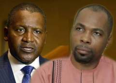 Igbere TV Boss, Anyalekwa Threatens to Sue Dangote Over Influx of Almajiris to S'East