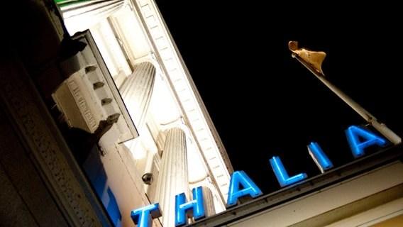 The Hamburg Thalia Theater from the outside © Thalia Theater
