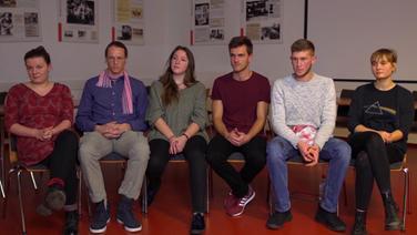 Verdi-Jugendliche aus Bonn © NDR Fotograf: Screenshot