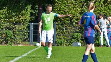 Die Mitspielerinnen haben Marino als Kapitän geschätzt. Er sei ein ruhiger Charakter, der aber immer alle gepusht habe. © NDR