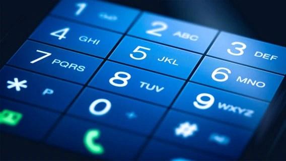 Smartphone Telephone-Tastatur.  © iStockphoto Photo: Krystian Nawrockii