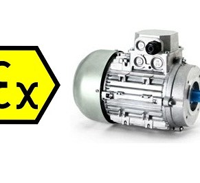 Motori elettrici ATEX Zona 1-21