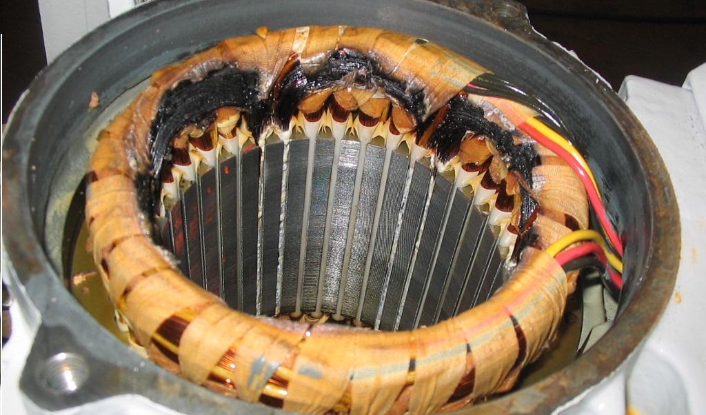 Il motore elettrico scalda troppo e si brucia? Una soluzione è protezione termica PTO