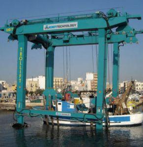 Gantry cranes, salsedine, acqua e gelo attaccano il tuo motore, difendilo risparmiando