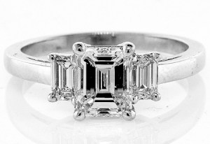 Emerald Cut Proportion