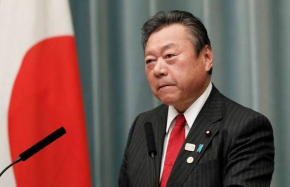 I Have Never Used A Computer – Japan's Cybersecurity Minister