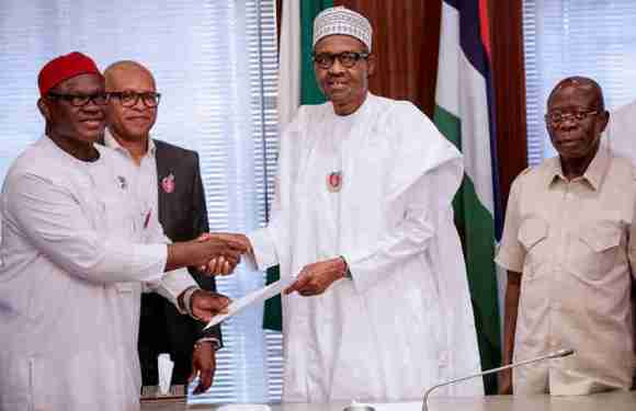 2019 POLLS: UPP Adopts Buhari As Presidential Candidate