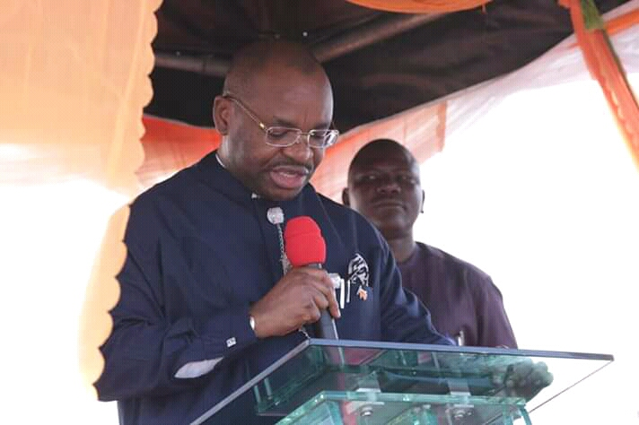 Akwa Ibom 3-Day Statewide Fast: Pictures From The Prayer Session #AkwaIbomFast 1