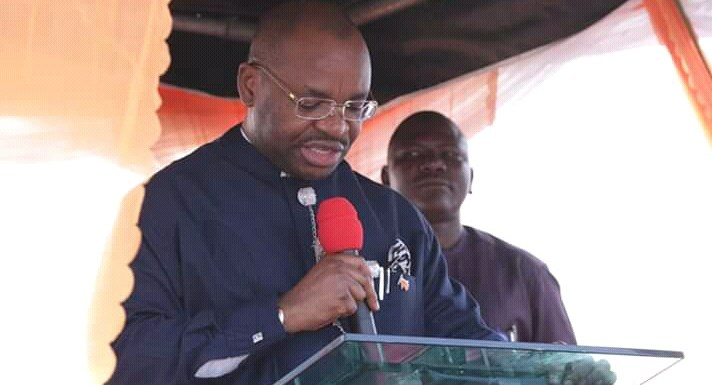 Akwa Ibom 3-Day Statewide Fast: Pictures From The Prayer Session #AkwaIbomFast