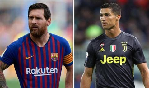 Ronaldo and Messi Miss Out Of 'three-man Final Shortlist' for Ballon D'or 2018