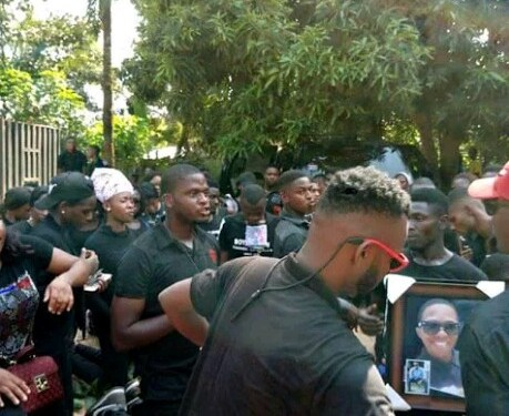 Photos From The Burial Of ESUT Student Whose Corpse Was Found Soaked In His Blood