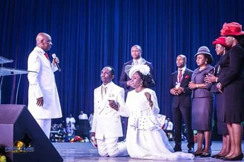 Bishop Oyedepo Cautions Pastor Enenche Over Glory Dome Dedication