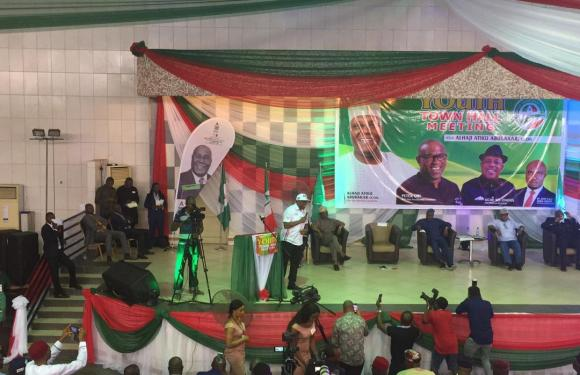 Nigerian Youth Excited About The Potentials Of An Atiku's Presidency