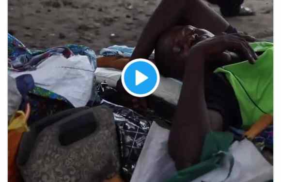 BBC Documentary Exposes Nigerians Living Under Lagos Bridge. See Reactions (Pics/video)