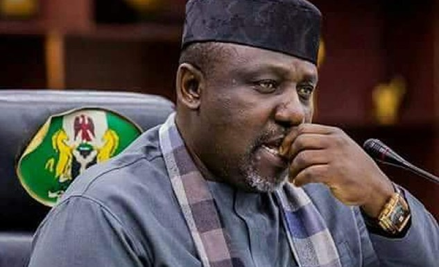 INEC reveals next step on Okorocha's certificate of return as senator-elect