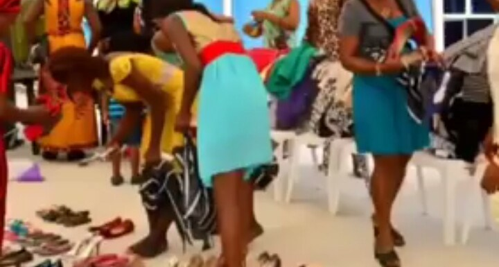 Church In Calabar Celebrates Good Friday With Free Shopping For Everybody (photos)
