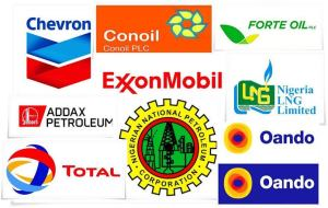 Oil Producing Companies