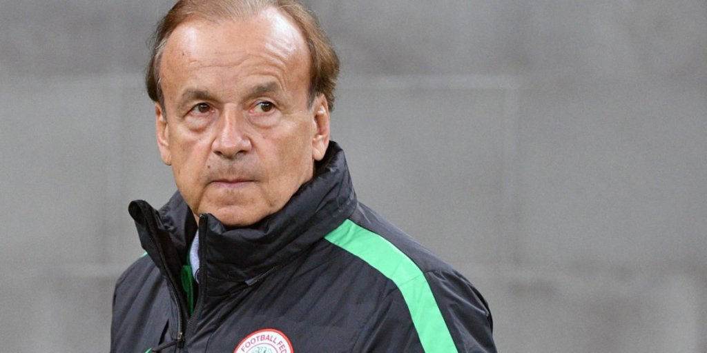 Nations Cup: No Time To Experiment With New Players - Rohr 1