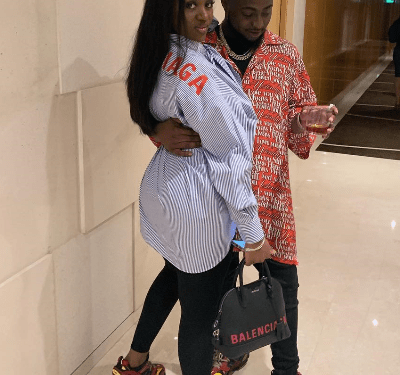 Davido celebrates `wifey' Chioma at 24