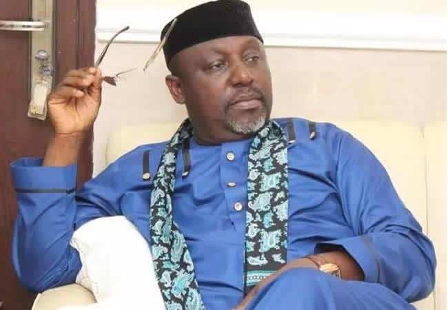 Imo: Gov. Okorocha fires back at Magu over EFCC investigation