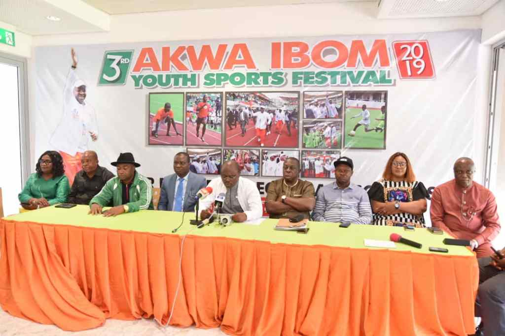 N18m up for grabs as 3rd Akwa Ibom Youth Sports Festival kicks off 1