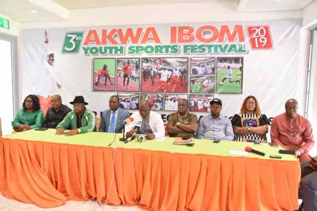 N18m up for grabs as 3rd Akwa Ibom Youth Sports Festival kicks off