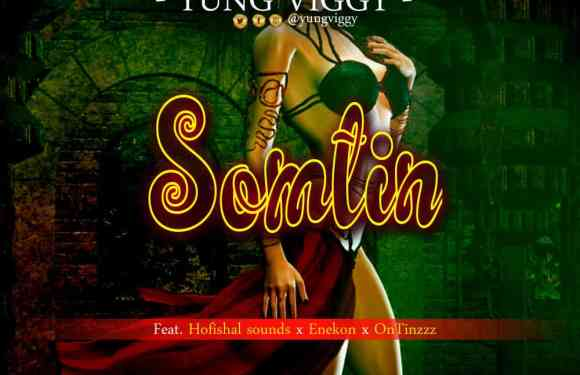 Young Viggy – Somtin Ft. Hofishal Sounds, Enekon, & Ontinzzz