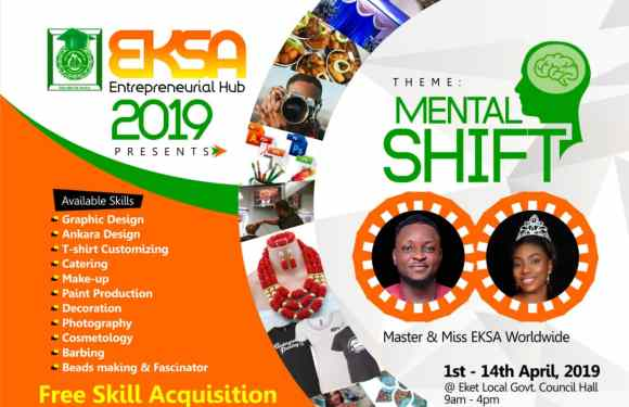 #EKSAEHub2019: Fact about Eksa Entrepreneurial Hub 2019 (Pictures)