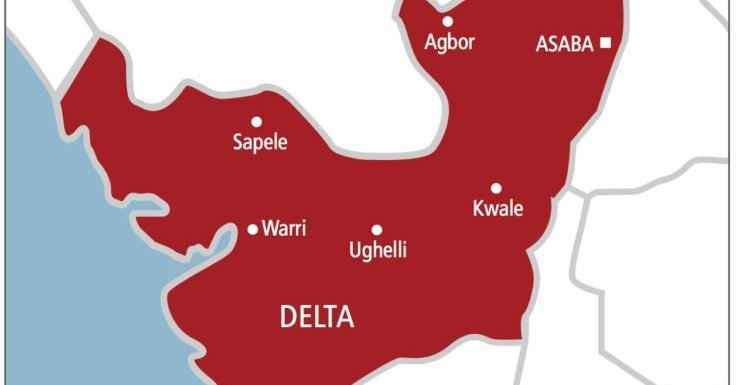 Delta Ijaw community protests effect of well-head fire on people's health