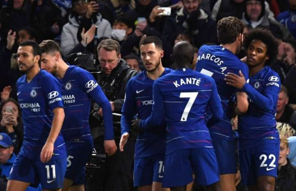 Europa League: Chelsea release 'killer' squad against Eintracht Frankfurt [Full list]
